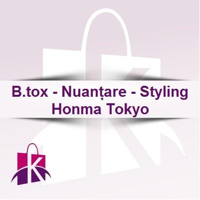 - Tratamente Regenerare Honma Tokyo