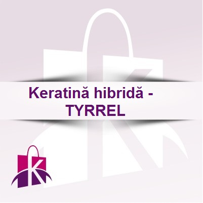- Keratina hibridă fără miros - Tyrrel